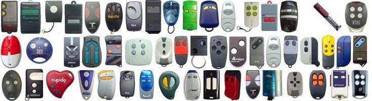 Inhibidores de frecuencia baratos - mandos de puertas automaticas