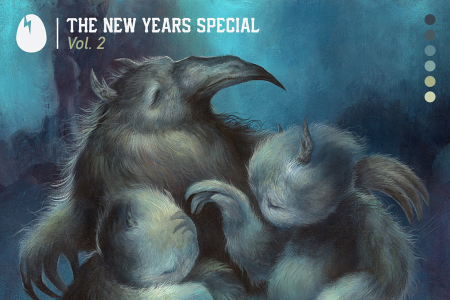 VA – The New Years Special Part 2 (Dirtybird Records)