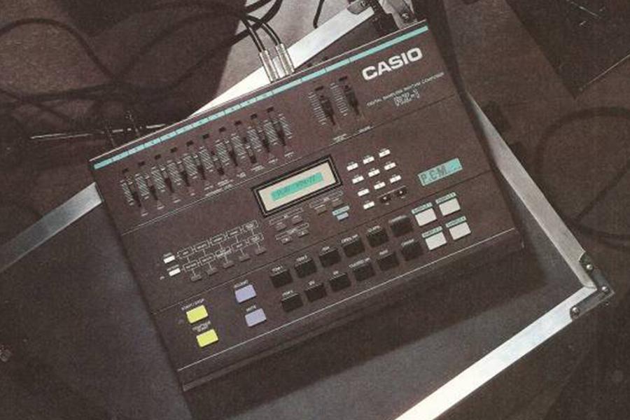 Point Blank's Under The Radar With Sam Willis – Part 3: Casio RZ-1