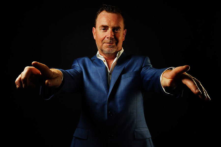 """Nick Warren: """"The Great Thing About DJing Is That I'm The Only Person That Knows What Is Coming Next"""""""