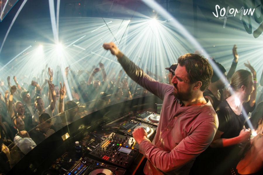 Solomun +1 Returns To Pacha Ibiza