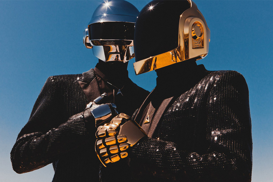 Watch Daft Punk And The Weekend Performance At The Grammys