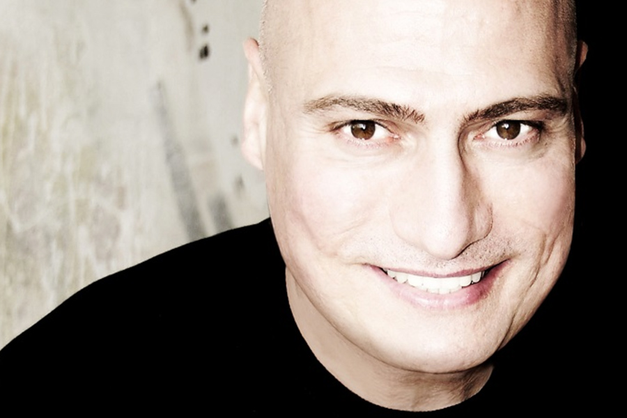GU 010 Danny Tenaglia: Athens. From Greek Gods To Music Legends