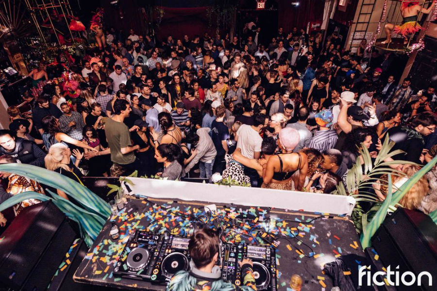 Fiction NYC To Host Warehouse Party With 'SoHaSo' Label Showcase