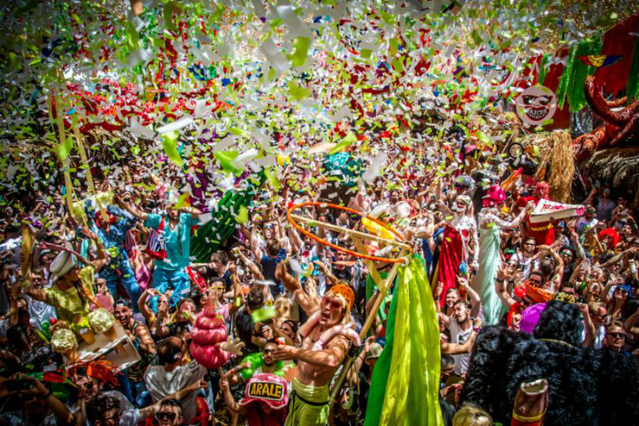 Elrow Brings Its Party Town To London