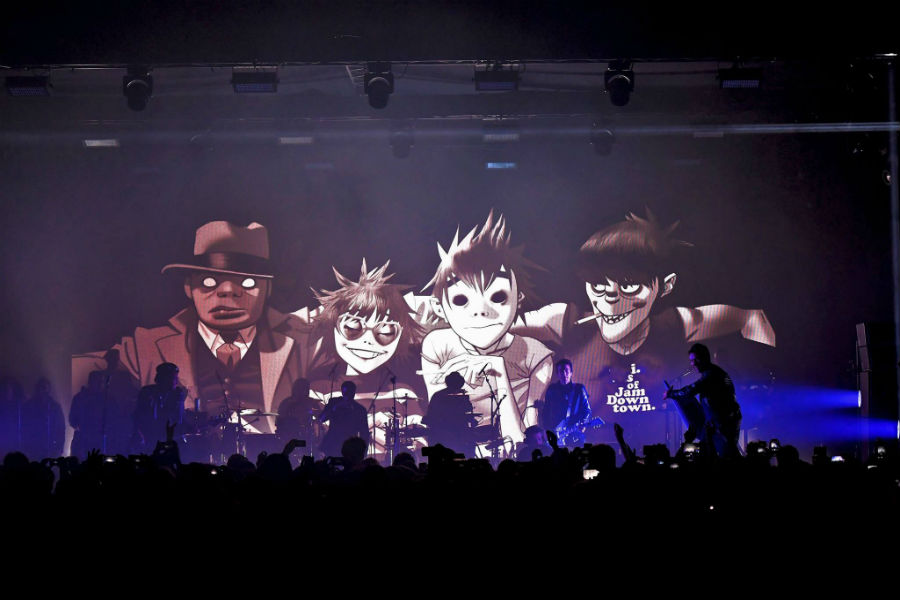 Gorillaz Announce North American Tour, First In Seven Years