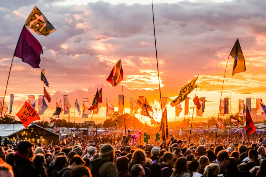 Glastonbury Announces 2017's Full Lineup
