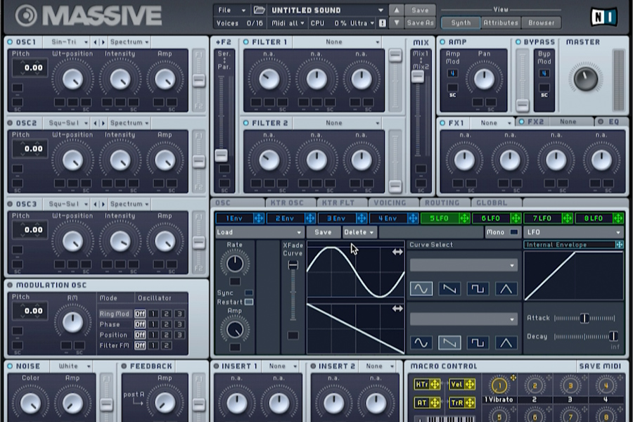 Point Blank Sound Design Tutorial Series: What Is A LFO? (Video)