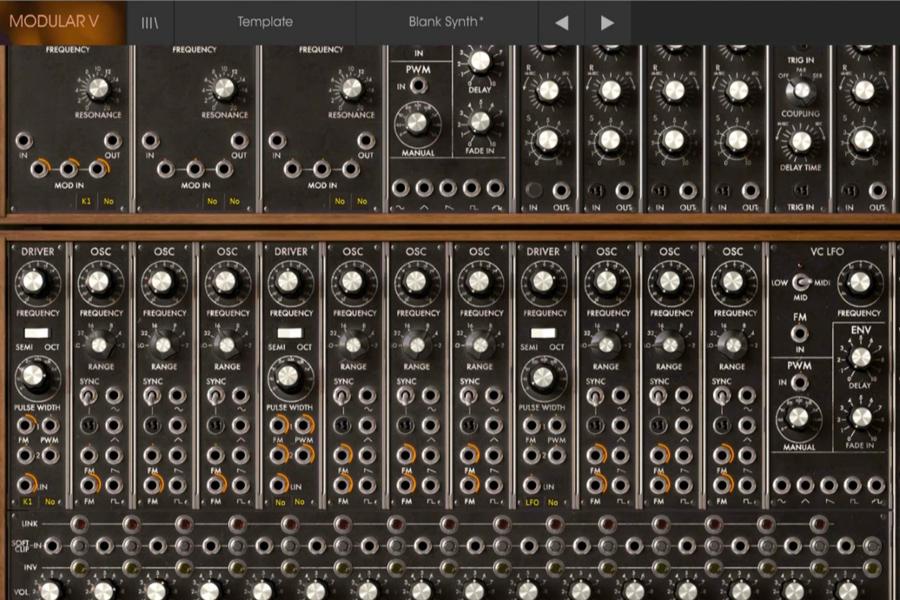 Point Blank's Tutorial: Arturia Moog Modular V3 / Part 1 – Overview & Modular Basics