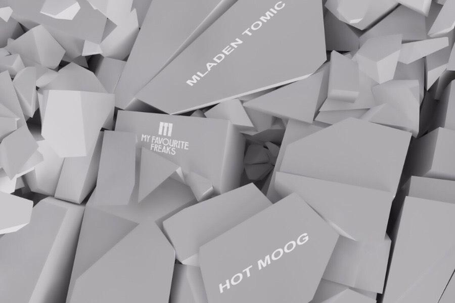 Mladen Tomic – 'Hot Moog' (My Favorite Freaks Music)