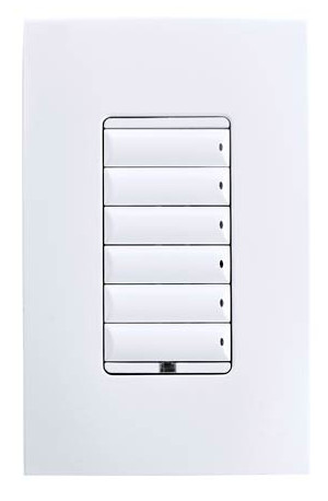 Control4 Lighting Keypad  edge solution lighting solution