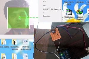 Arduino image processing