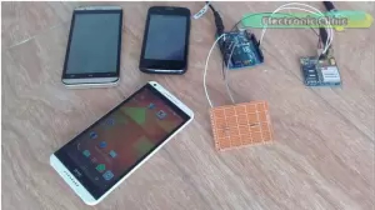 Arduino GSM Project