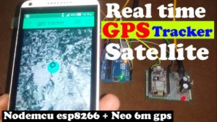Nodemcu GPS