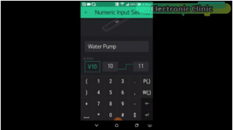 iot water level