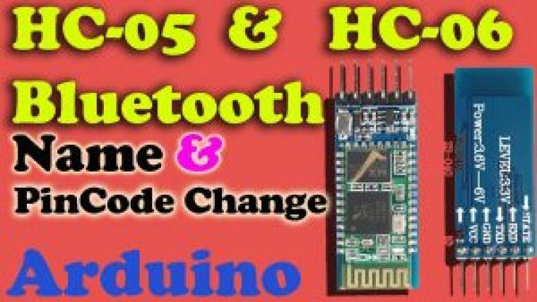 Bluetooth arduino