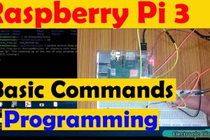 Raspberry Pi first Program