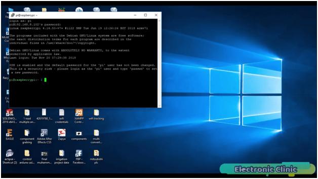Raspberry Pi first Program