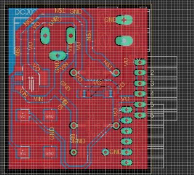 lm317 regulator, lm317 5v pcb board