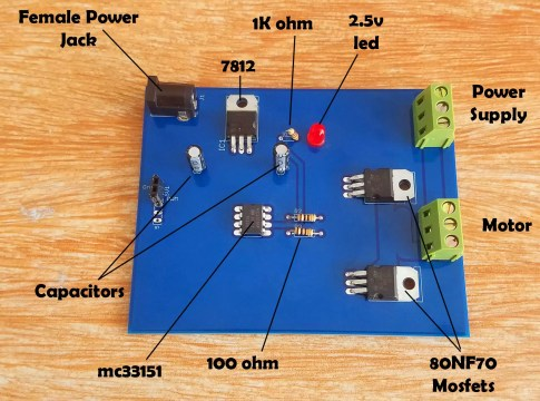 Automatic Speed Controller