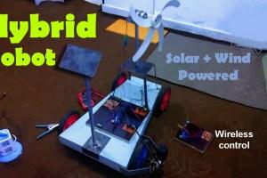 Hybrid Robot