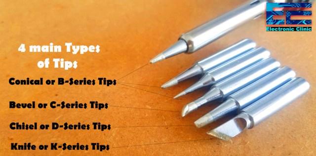 Soldering Iron Tips
