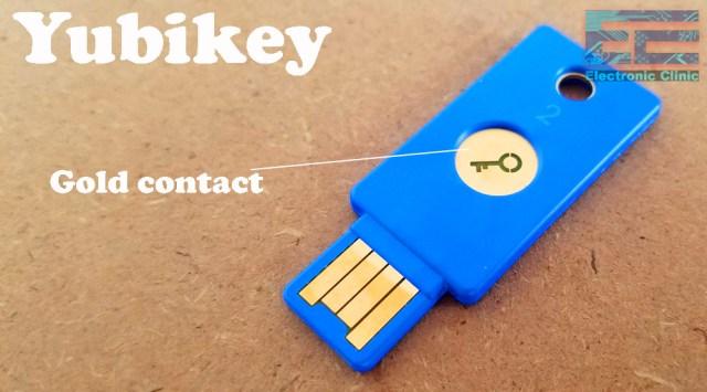 Yubikey Hardware Security Key