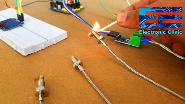 Multiple Max6675 Arduino