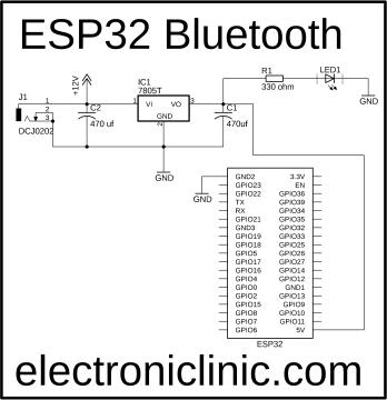 ESP32 Bluetooth