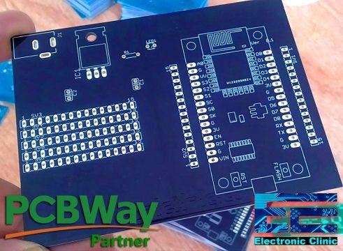 IoT CNC shield