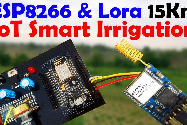 ESP8266 Lora