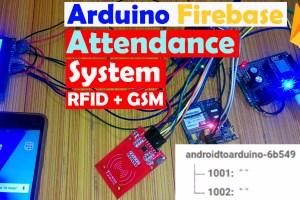 Arduino firebase