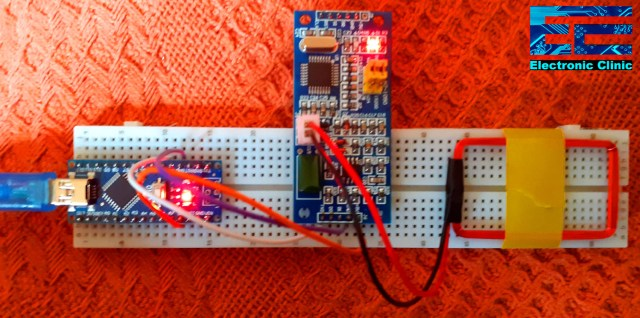 HZ1050 RFID Reader