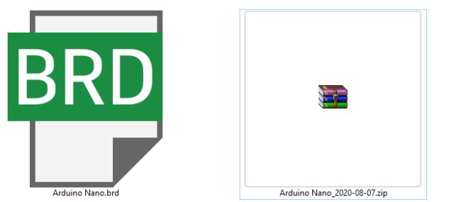 Generate PCB Gerber Files