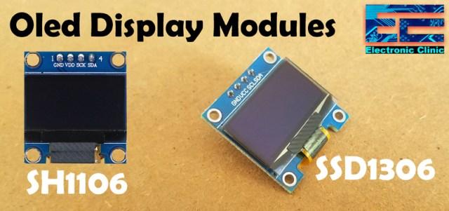 ESP32 Oled SSD1306