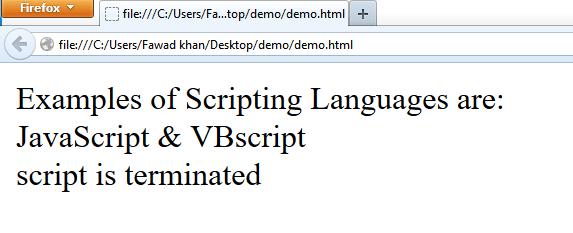 Function in JavaScript