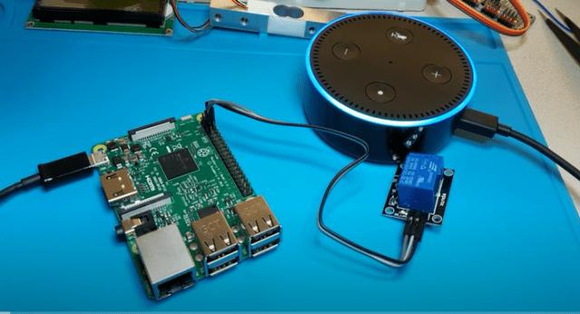 Raspberry Pi and Alexa