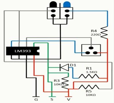 ky-033 line tracking Sensor