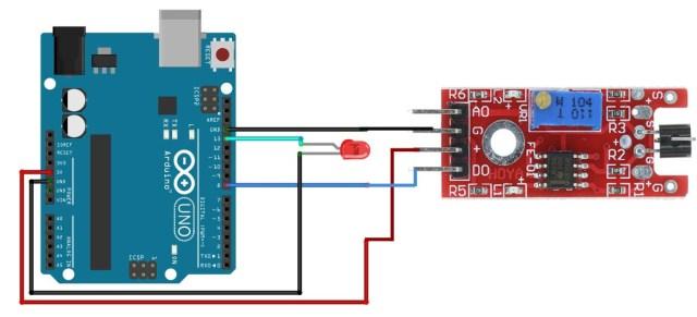 KY-036 Metal Touch Sensor