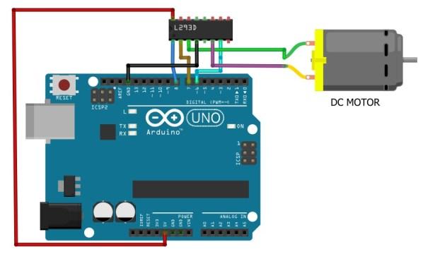 DC Motor Control using Matlab