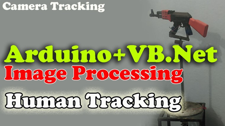 Arduino Camera Tracking