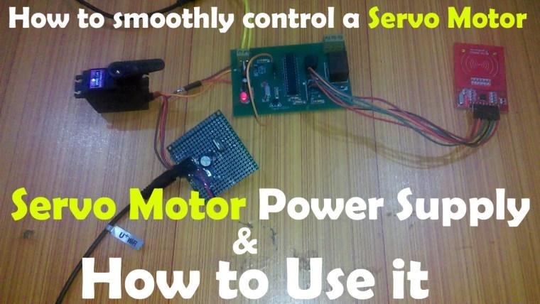 Servo Motor Arduino