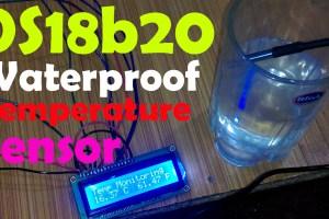 Arduino DS18B20