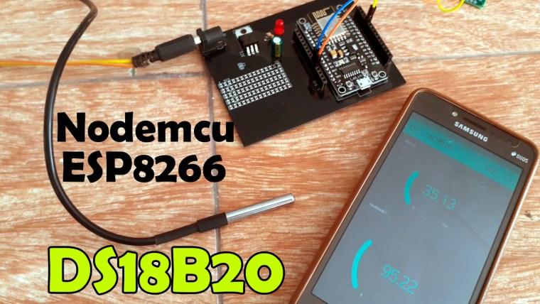 esp8266 ds18b20