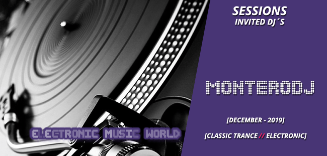 SESSIONS: MonteroDj – Classic Trance – December 2019