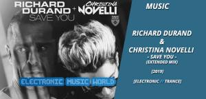 music_richard_durand__christina_novelli_-_save_you_extended_mix