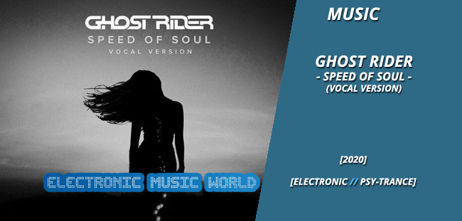 MUSIC: Ghost Rider – Speed of Soul (Vocal Version)