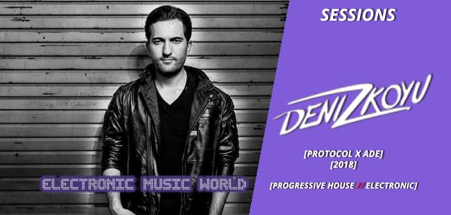 SESSIONS: Deniz Koyu – Live Protocol X ADE 2018