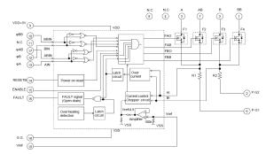 block diagram  ElectronicsLab