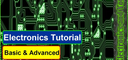 Electronics Definition | Electronics and Electrical Tutorial